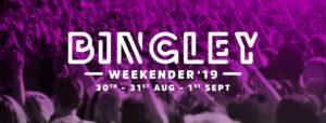 Bingley Weekender '19